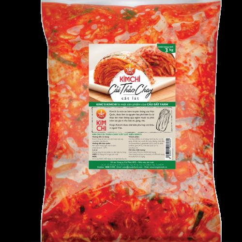 Kimchi cải thảo chay 3kg