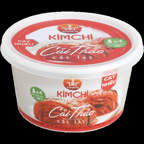 Kimchi cải thảo cắt lát cay nhiều 300g