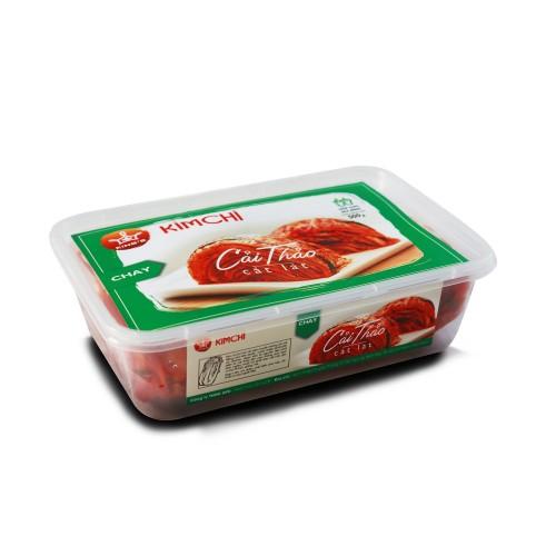 Kimchi cải thảo cắt lát chay 500g